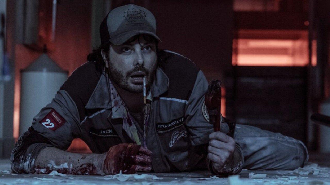 Danilo Gentili na série Os Exterminadores do Além