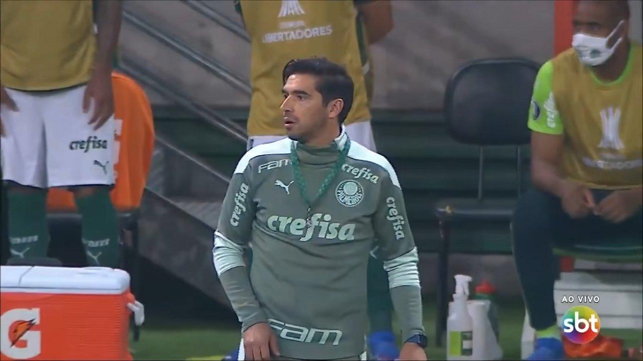 Técnico Abel Ferreira