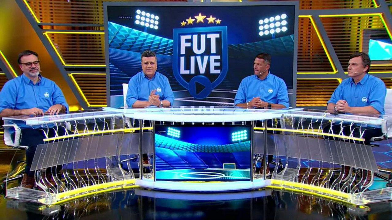 Fut Live do SBT Sports