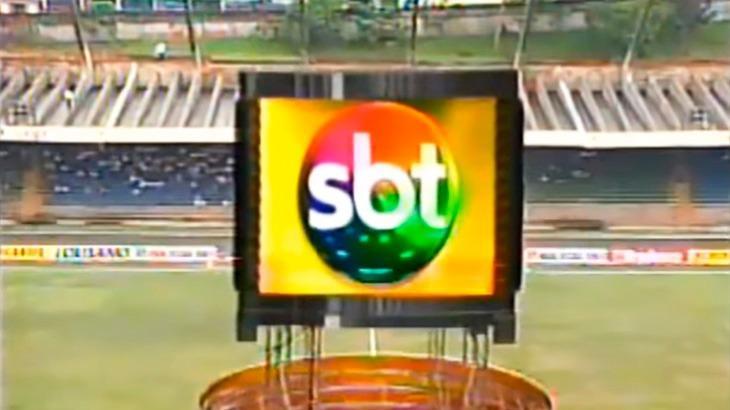 SBT exibiu o Campeonato Paulista em 2003, quando o Corinthians se sagrou campeão