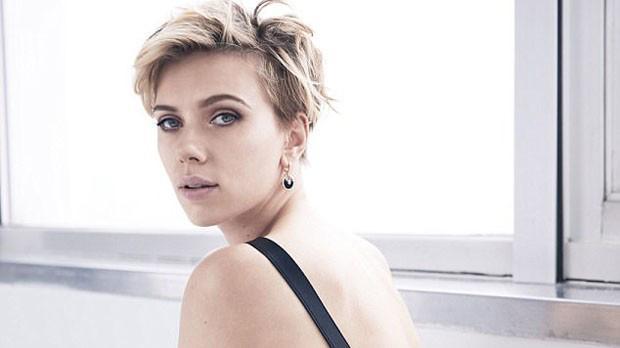 A atriz Scartlett Johansson