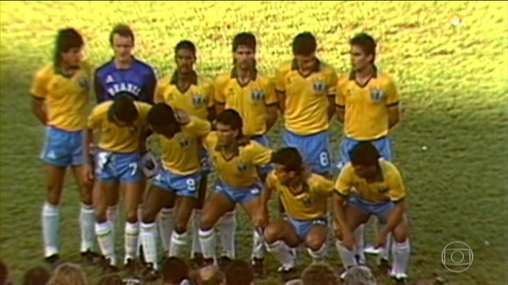 Seleção brasileira de 1989