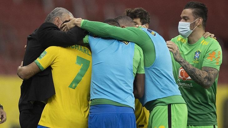 Seleção brasileira alcançou boa audiência no Ibope