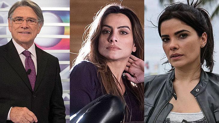Globo libera três nomes de seu casting para o Troféu Imprensa; confira