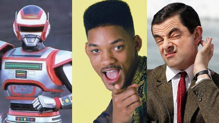 Séries dos anos de 1980 e 1990 nos streamings