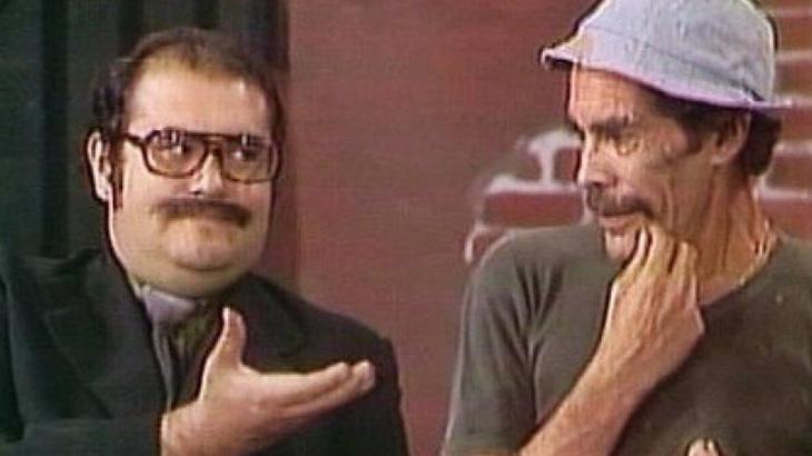 """Seu Madruga foi o único personagem de \""""Chaves\"""" que teve identidade brasileira"""