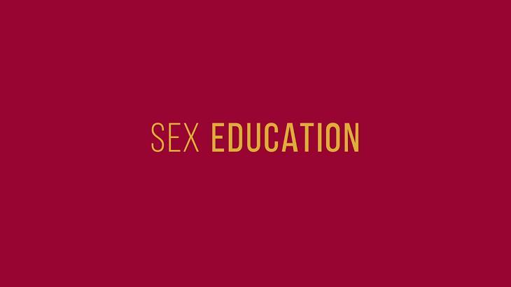 Logotipo de Sex Education