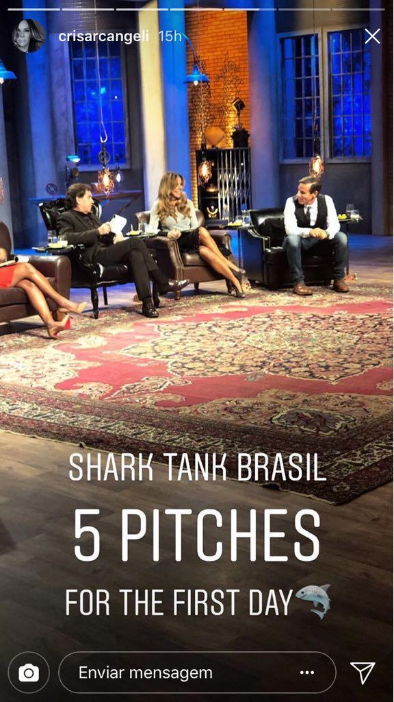 """Canal Sony inicia gravações da nova temporada de \""""Shark Tank Brasil\"""""""
