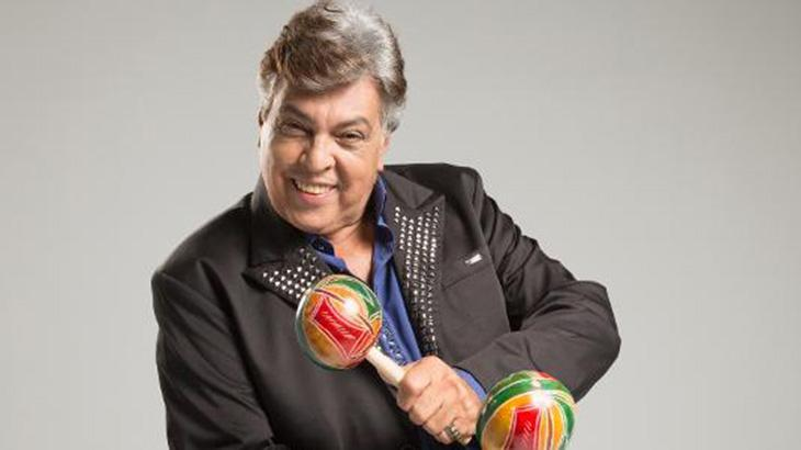 """Sidney Magal participará do \""""Dancing Brasil\"""" em noite de músicas latinas"""