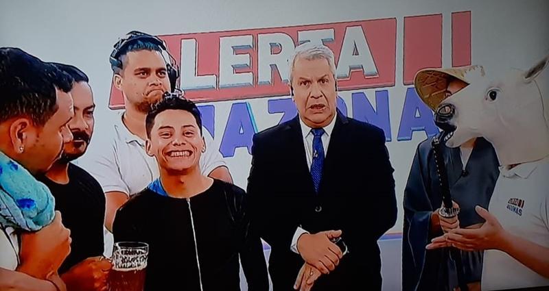 """Sikera Junior após passar a Globo no Ibope: \""""perdem tempo de ver a gente\"""""""