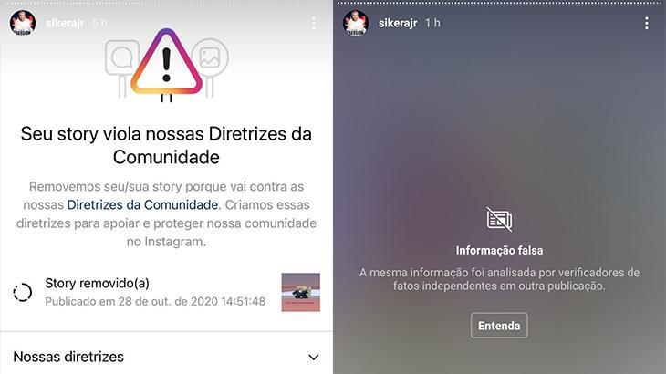 Campanha de Xuxa chega à RedeTV!; Instagram bane post mentiroso de Sikêra Jr