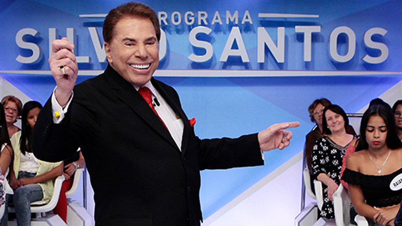 Silvio Santos no Programa Silvio Santos
