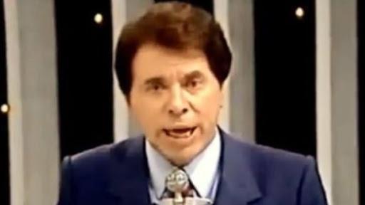 Silvio Santos no Show de Calouros em 1988