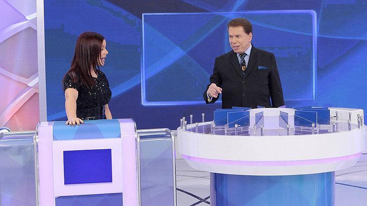 """Silvio Santos elogia \""""Escolinha do Professor Raimundo\"""": \""""dou muitas risadas\"""""""