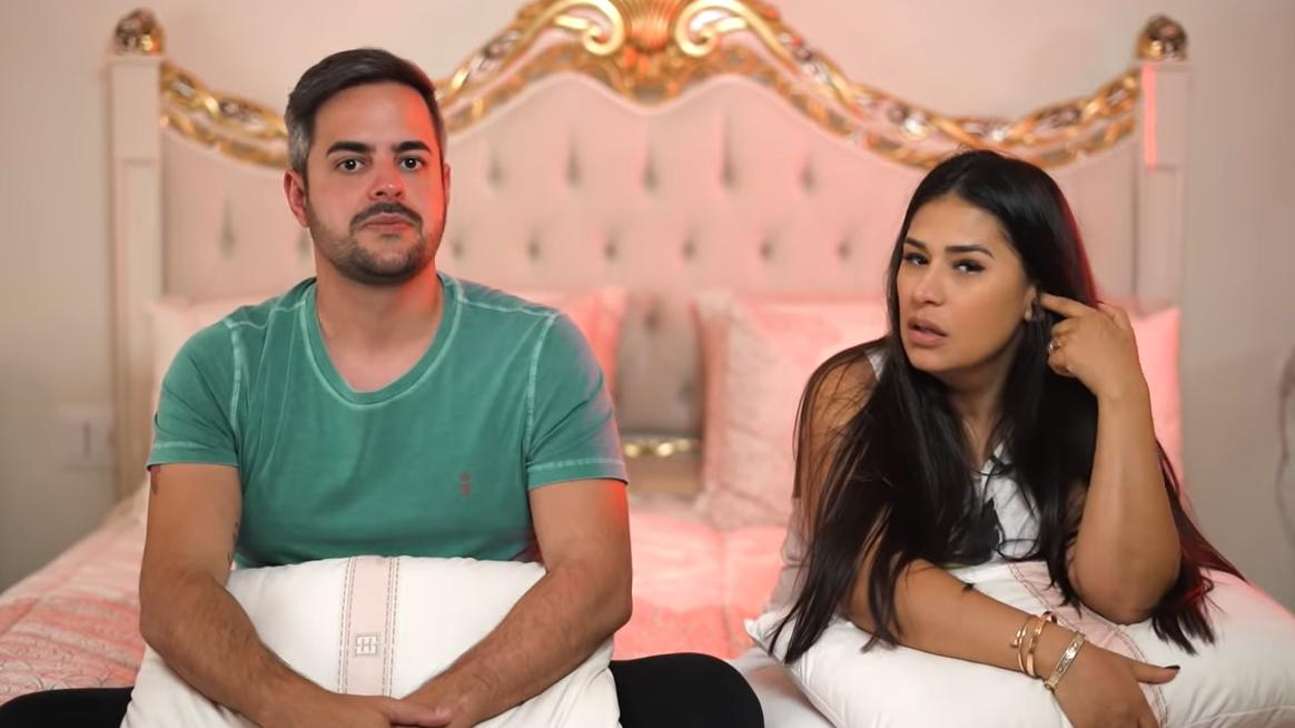 Simone e Kaká no YouTube fazendo revelações sexuais