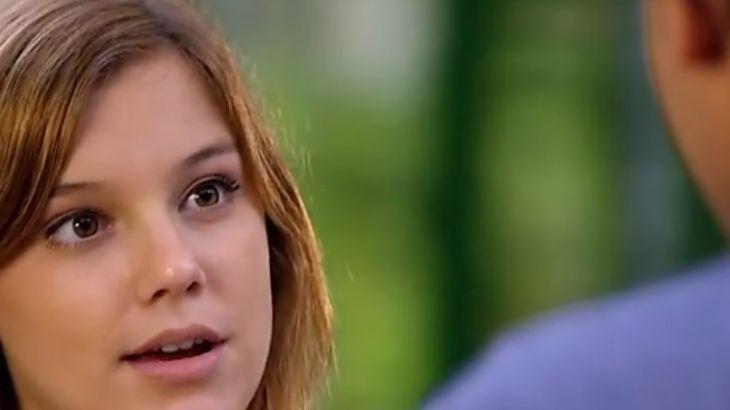 A Vida da Gente: Sofia leva bronca da mãe após escapadinha com Miguel