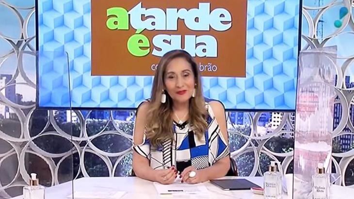 Sônia Abrão no A Tarde é Sua