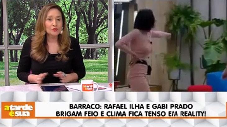 """Após ser atacada por Gabi Prado, Sônia Abrão detona peoas: \""""cobras\"""""""