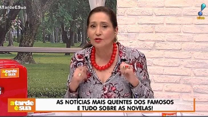 """Sonia Abrão encerra amizade com Raul Gil e diz: \""""Não quero beijar Judas\"""""""