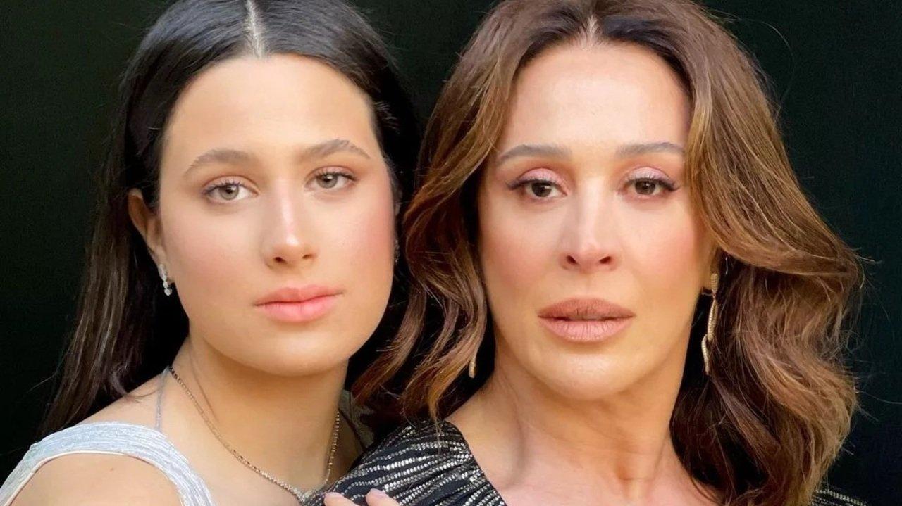 Sophia Raia e Claudia Raia