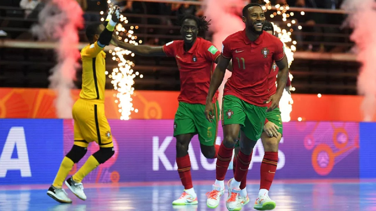 Final da Copa do Mundo de Futsal