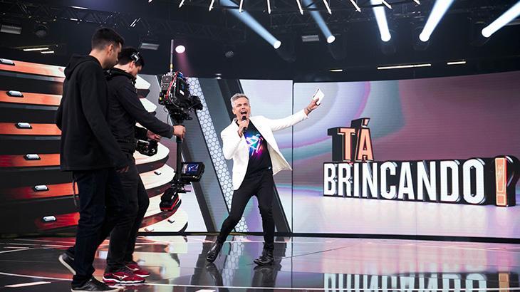 Otaviano Costa se inspira em Chacrinha, Faustão e Silvio Santos para novo programa