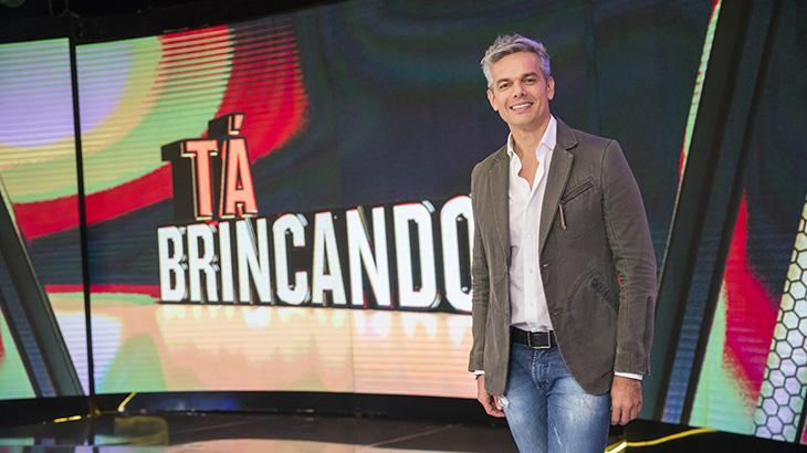 Otaviano Costa no Tá Brincando