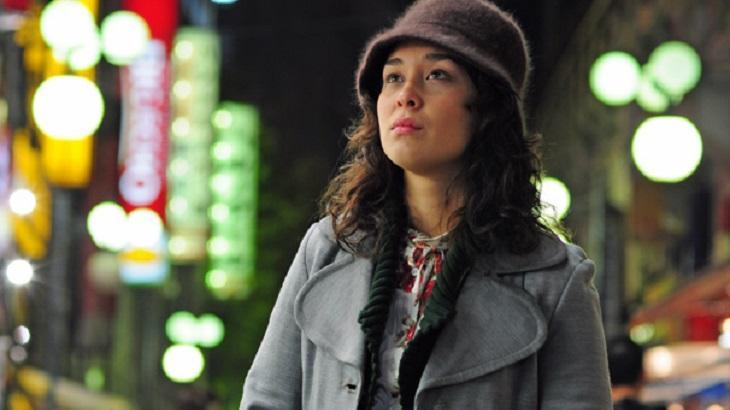 "Keiko (Luana Tanaka) de ""Morde e Assopra"""