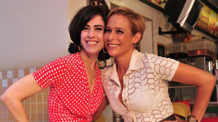 Fernanda Torres e Andréa Beltrão