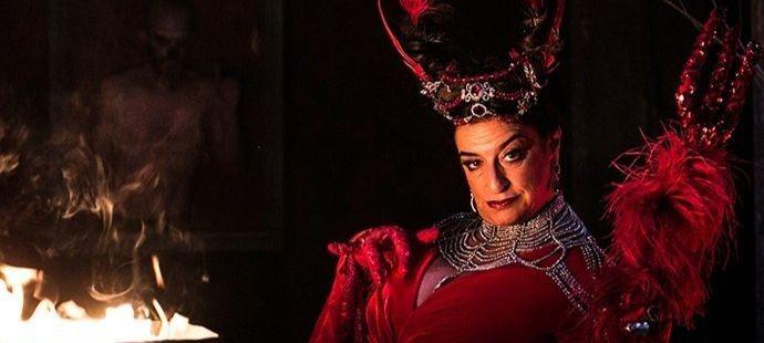 """Haja Coração: Aparício é insultado por Teodora no inferno: \""""Inútil\"""""""