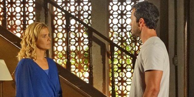 Fina Estampa: Teodora abre mão de Quinzinho e decide ir embora do Brasil