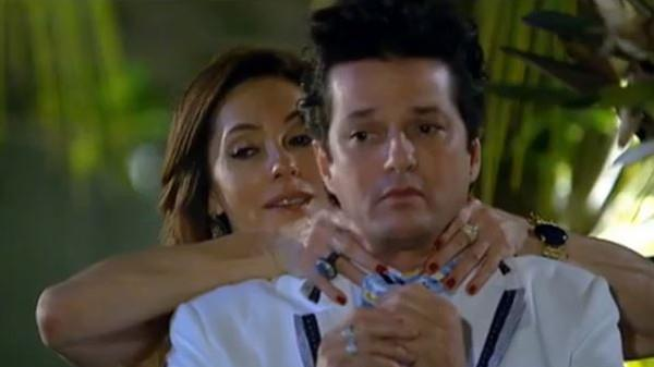 Tereza Cristina e Crô