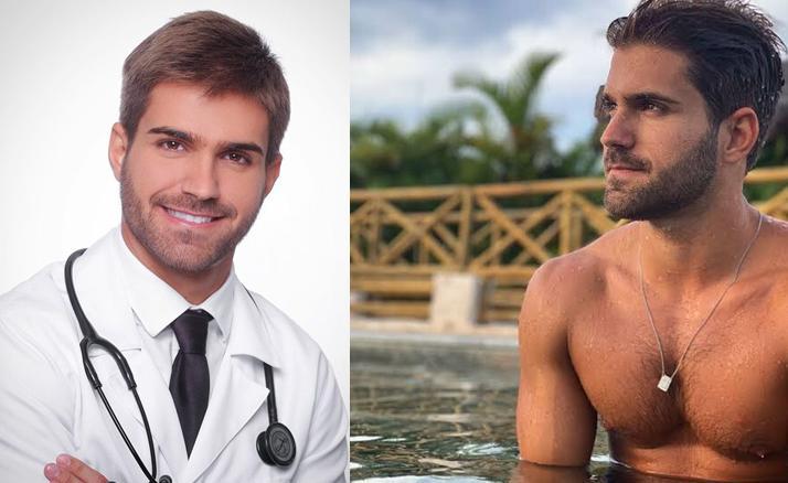 Namorado do governador Eduardo Leite é médico e mora no ES; conheça