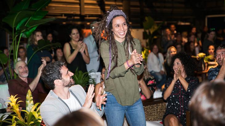 """Thalita Carauta cancelou férias para entrar em \""""Segundo Sol\"""", onde viverá triângulo amoroso"""