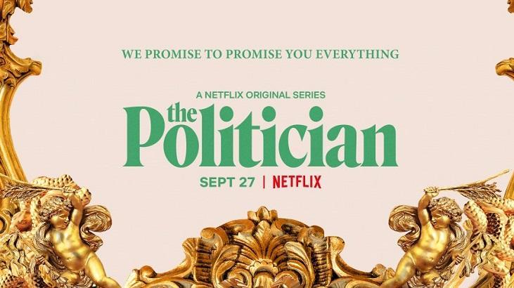 """Divulgação de """"The Politician"""""""