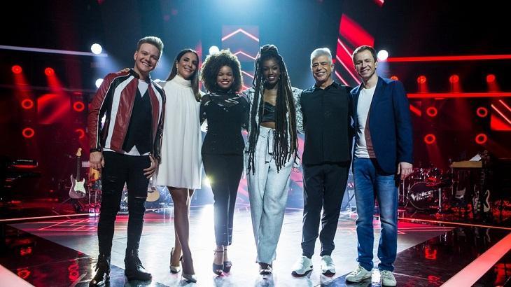 Elenco do The Voice Brasil