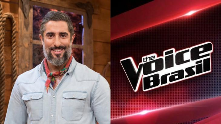 A Fazenda e The Voice Brasil