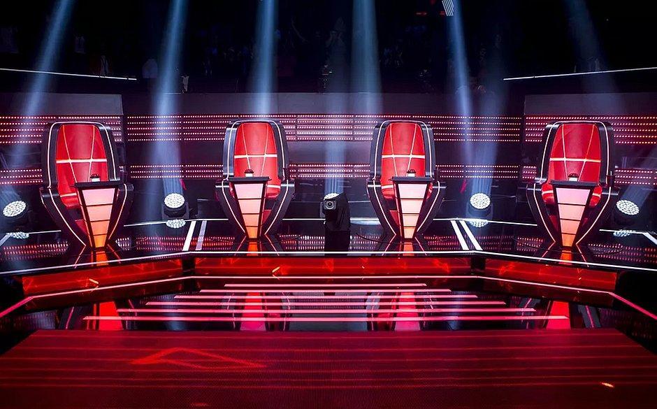 O reality show The Voice Brasil