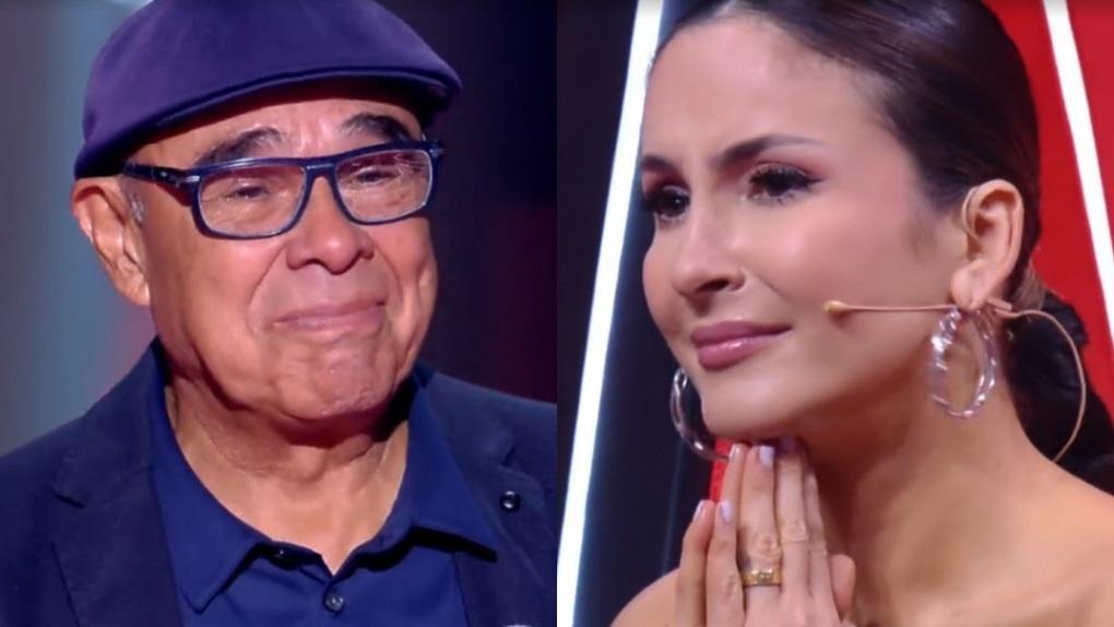 Eduardo Milan rejeitou Time de Claudia Leitte no The Voice +