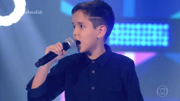 The Voice Kids: Participante canta Michael Jackson e surpreende técnicos