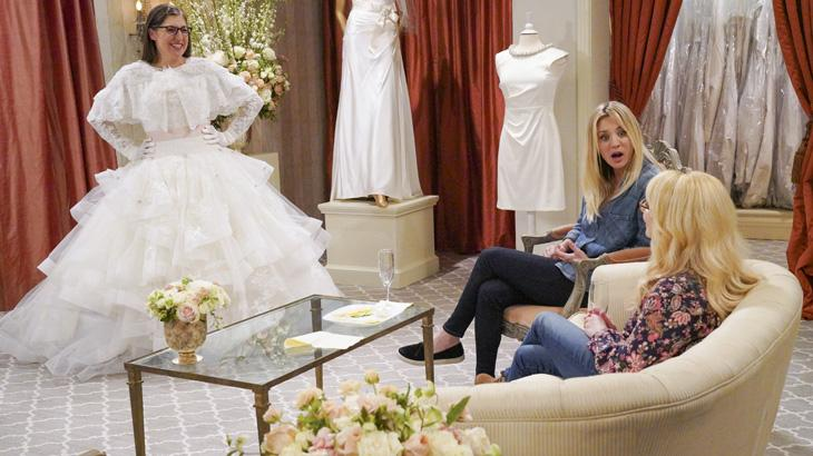 """Sheldon e Amy trocam alianças no final da temporada de \""""The Big Bang Theory\"""""""