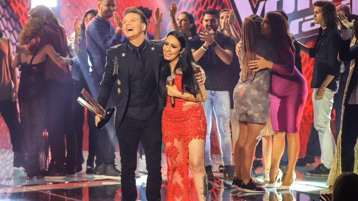 "Com tricampeonato de Michel Teló, \""The Voice Brasil\"" termina com recordes de audiência"