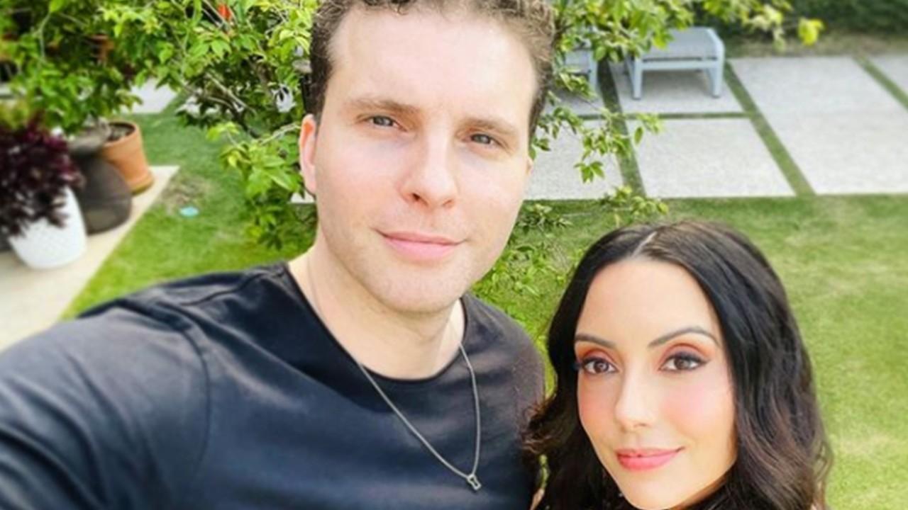 Thiago Fragoso e Mariana Vaz erram dia de gravação