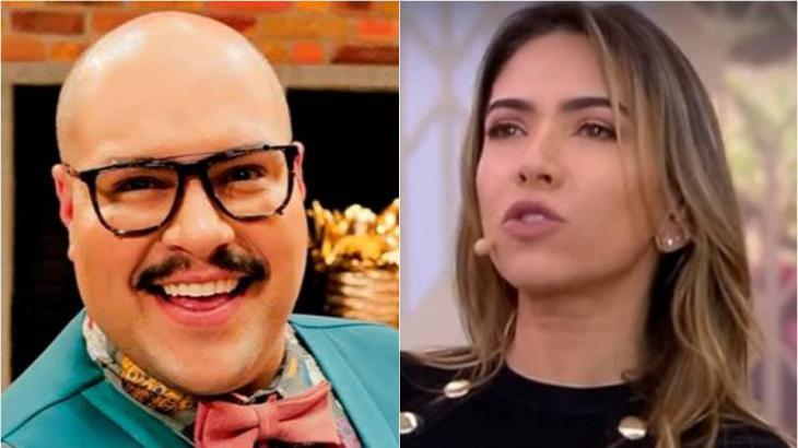 "Cátia Fonseca reprova fala de Patrícia Abravanel: \""Voltando pro século X\"""