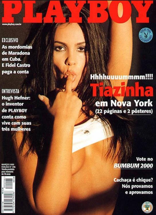 Conheça as 10 capas mais vendidas da Playboy Brasil