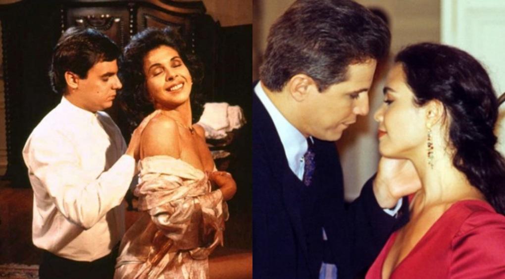 Tieta fez grande sucesso entre 1989 e 1990; menos célebre, Explode Coração também conquistou boa audiência entre 1995 e 1996