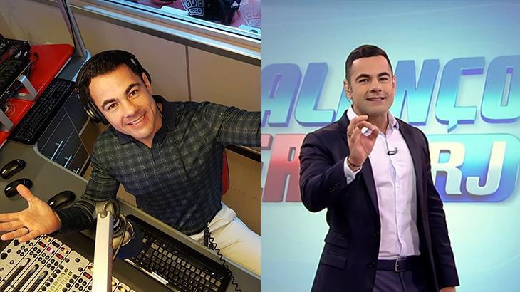 Âncoras do SBT e Record invadem as rádios do Rio
