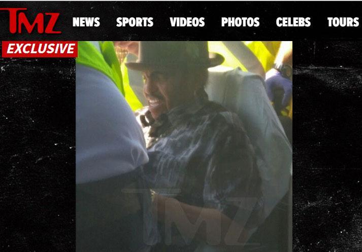 Pai de Michael Jackson sofre acidente de carro nos Estados Unidos