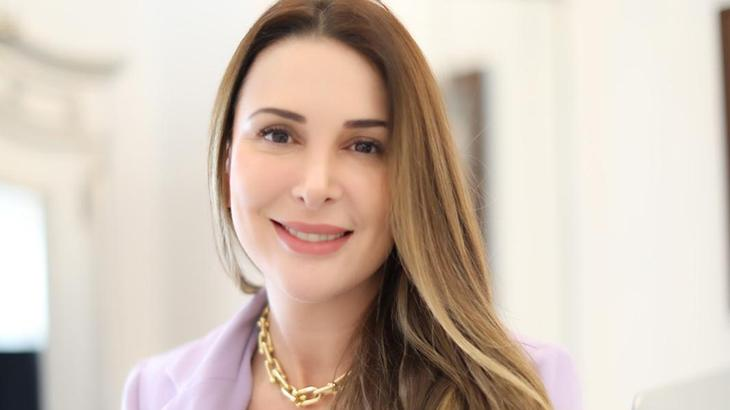 Tonya Silva Pereira sorrindo