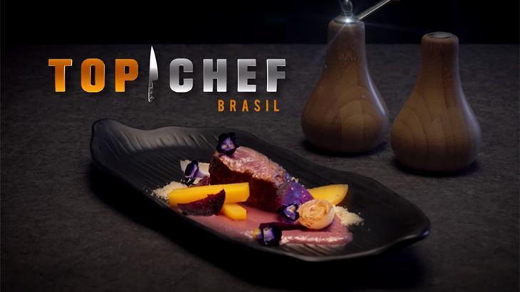 Logotipo do Top Chef